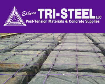 Our Products | Post Tension | Rebar Fabrication | Elkins Tri